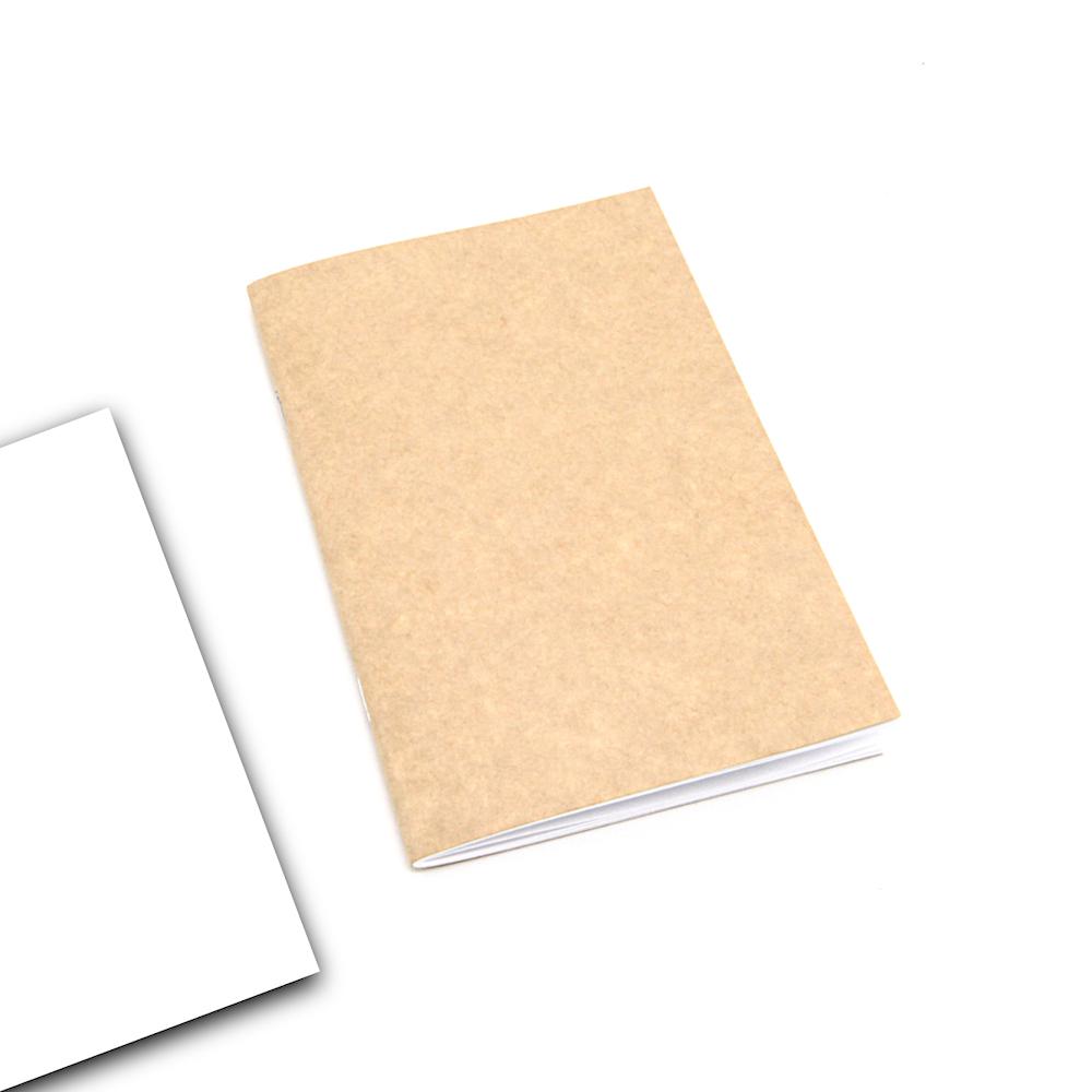 ZÁPISNÍK ČISTÝ - 60 stran pro vaše poznámky - náplň do cestovatelského deníku